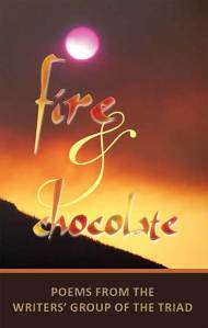 Book cover for Fire and Chocolate